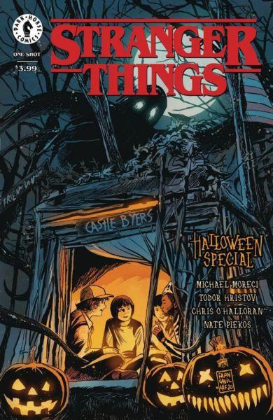 Especial de Halloween de 'Stranger Things' será un homenaje para un personaje stranger-things