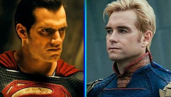 Superman vs Homelander