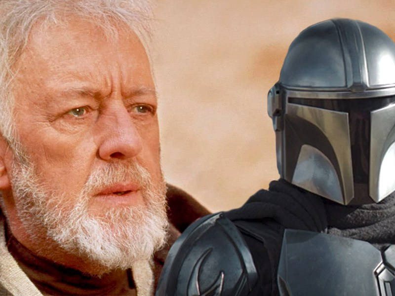 'The Mandalorian' hizo una referencia a Obi-Wan