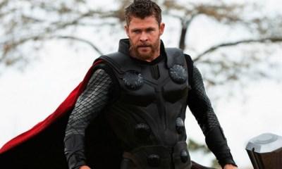 título de trabajo de 'Thor Love and Thunder'
