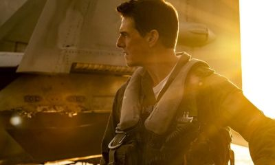 Tom Cruise obtuvo certificado de aviador naval