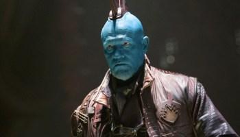 Michael Rooker quiere regresar como Yondu