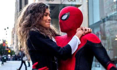 Zendaya en Spider-Man 3