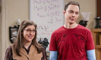 Amy y Sheldon tuvieron un hijo