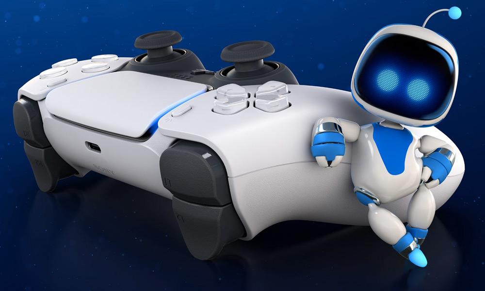 Nuevas características del DualSense de PS5
