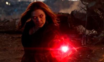 Avengers enfrentarán a Scarlet Witch