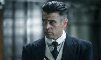 Colin Farrell podría no volver a interpretar a Grindelwald