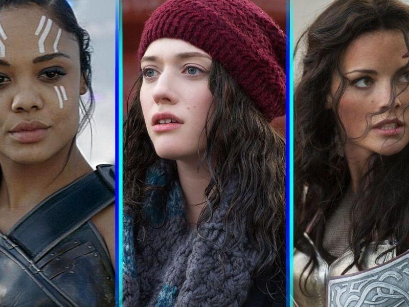 Darcy podría no aparecer en 'Thor: Love and Thunder'