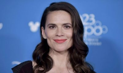 Hayley Atwell compartió video de Mission Impossible 7