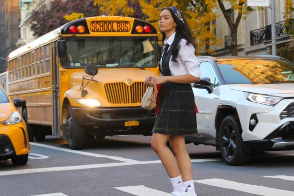 ¡De regreso a Upper East Side! Publican las primeras imágenes del reboot de 'Gossip Girl' image-3-600x400