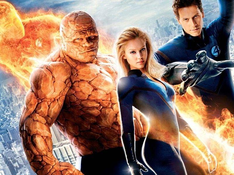 ingreso de Fantastic Four al MCU