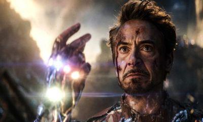 Iron Man era el único que podía salvar el universo
