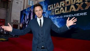 James Gunn habló de Guardians of the Galaxy vol 3