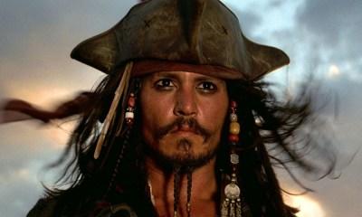 Jerry Bruckheimer quiere a Johnny Depp en Pirates of the Caribbean