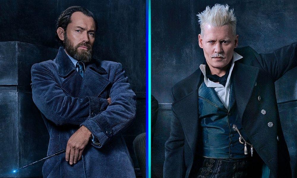 Jude Law habla de la salida de Johnny Depp de 'Fantastic Beasts 3'