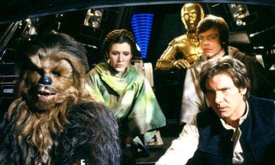 Mark Hamill y Harrison Ford regresarían a 'Star Wars'