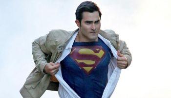 nuevo traje de Tyler Hoechlin como Superman