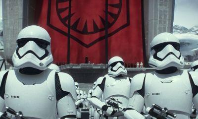 origen de The First Order