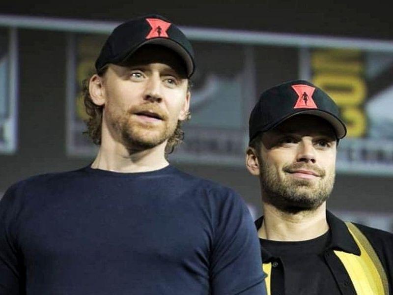 Sebastian Stan confiesa que Tom Hiddleston le ayuda a actuar