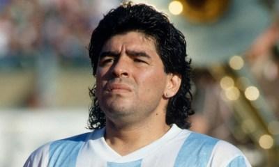 Series y películas de Maradona