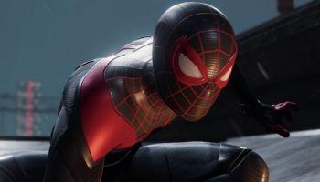 Spider-Man Miles Morales rindió homenaje a Chadwick Boseman