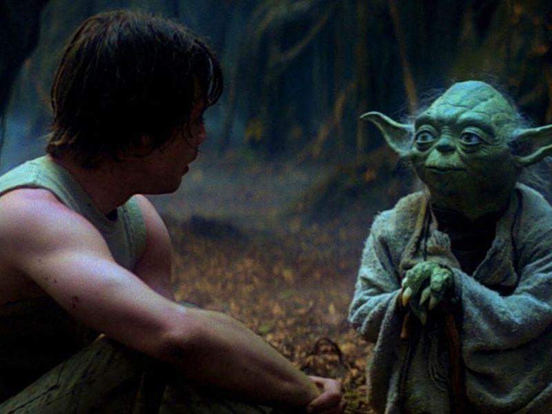 Star Wars confirma cuánto tiempo pasó Luke Skywalker entrenando en Dagobah