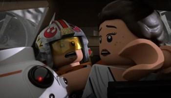 trailer de 'LEGO Star Wars Holiday Special'