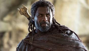 Taika Waititi y Idris Elba fueron captados juntos