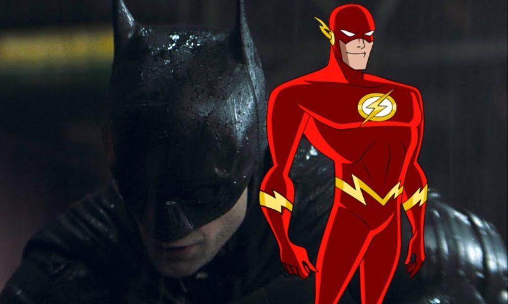 Wally West en The Batman