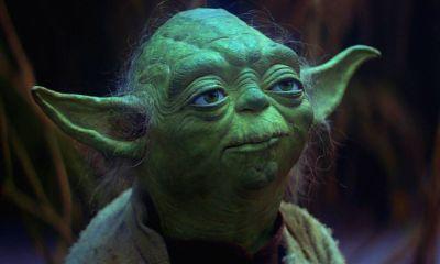 Yoda reconoció a R2-D2
