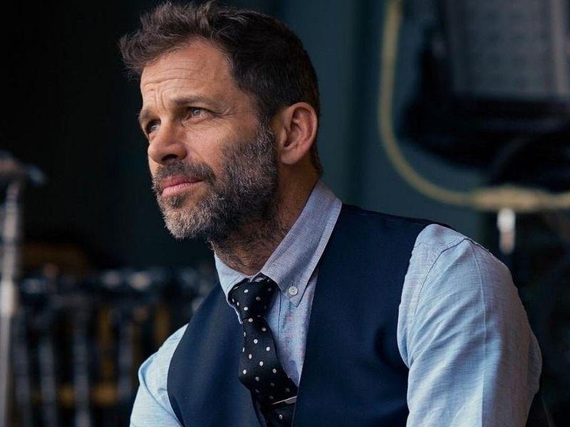 Zack Snyder habló de Zack Snyder's Justice League