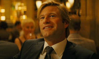 Aaron Eckhart habló de The Dark Knight