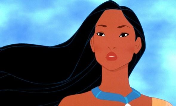 arrestaron a actriz de 'Pocahontas'