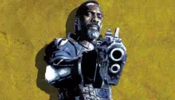 arte conceptual de Bloodsport de Idris Elba