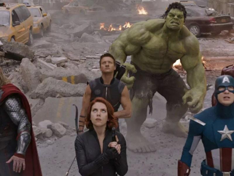 Avenger más fuerte en cada película
