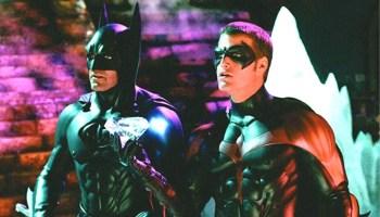 Batman no enfrentó a Mr Freeze