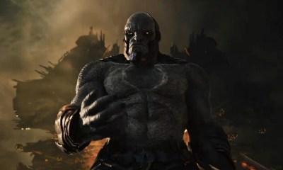 Nuevo trailer de Zack Snyder's Justice League está en desarrollo