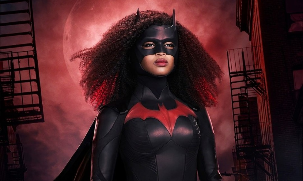 detrás de cámaras de Batwoman