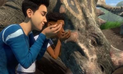 fecha de Jurassic World Camp Cretaceous 2