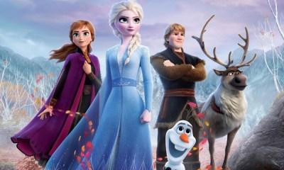 Frozen iba a tener un final diferente