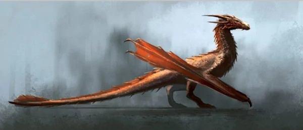¡Con más dragones! Revelan los primeros artes conceptuales de 'House of the Dragon' game-of-thrones-house-of-the-dragon-concept-art-2-1247455-600x259