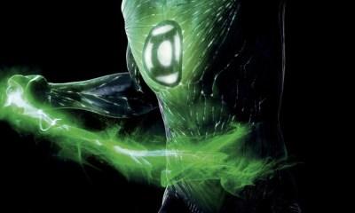 Jessica Cruz y Simon Baz en Green Lantern