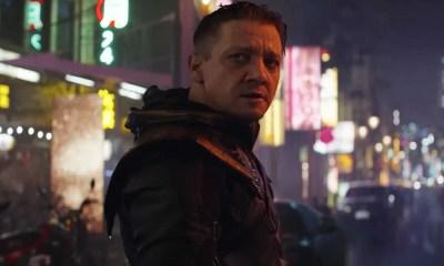 Jeremy Renner como Ronin en Hawkeye