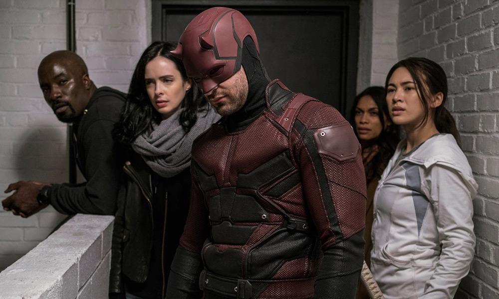 Hawkeye agregaría a Jessica Jones