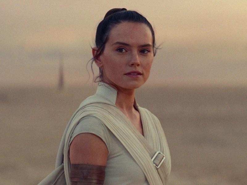 Rey iba a ser un droide en The Rise of Skywalker