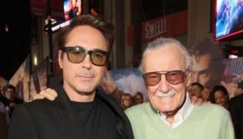 Robert Downey Jr recordó a Stan Lee