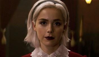 Kiernan Shipka quiere un crossover con Riverdale