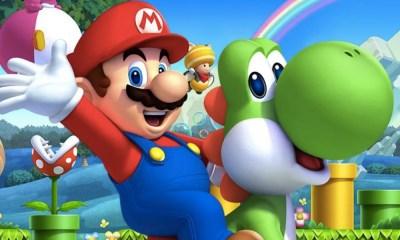 Super Mario salvó a los videojuegos