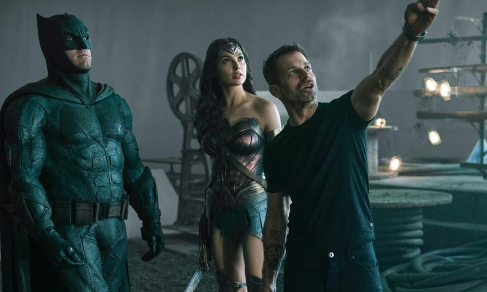 título oficial de 'Zack Snyder's Justice League'