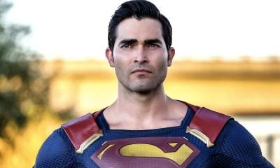 Nuevo traje de Superman en el Arrowverse